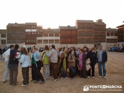 Plaza del Coso - Turismo Peñafiel; clubs senderismo madrid; foros senderismo